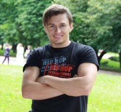 Тренер Грек Дмитрий Николаевич - Чернигов, Hip-Hop, Хореография